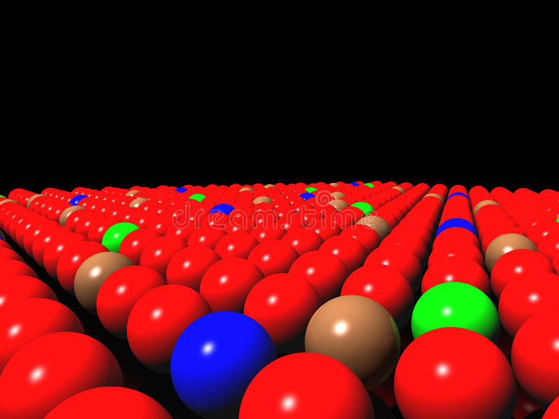 Download Colorful Balls On Black Background, Diversity Stock Photos - Image: 1943703