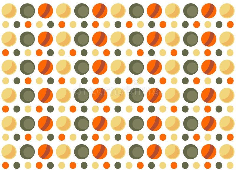 Colorful balls vector illustration