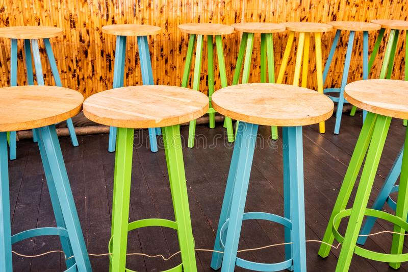 Terrific Chairs Colorful Counter Bar Stock Photos Download 51 Ibusinesslaw Wood Chair Design Ideas Ibusinesslaworg