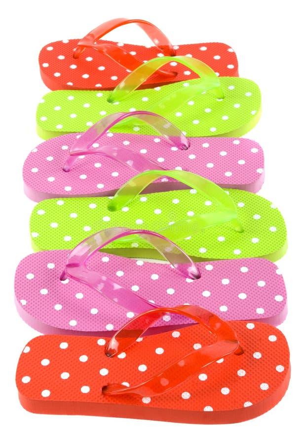 Colorful Beachwear royalty free stock image