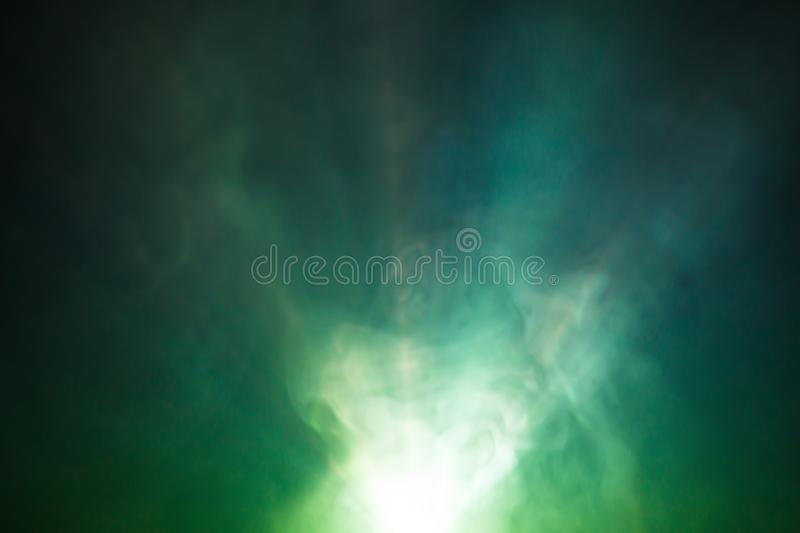 Colorful beautiful spotlight . light beam for movie and cinema at night . close up texture abstract smoke background , screening. Colorful beautiful spotlight stock photos