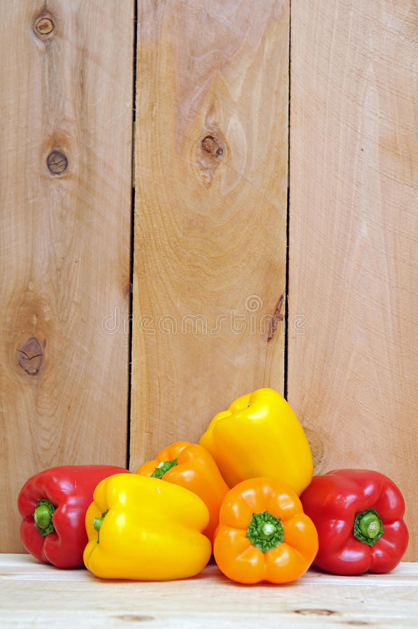 Download Colorful bell pepers stock image. Image of colorful, yellow - 28687433