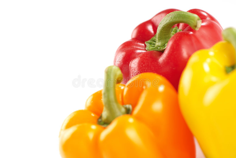 Download Colorful Bell Peppers Stock Photography - Image: 7115302