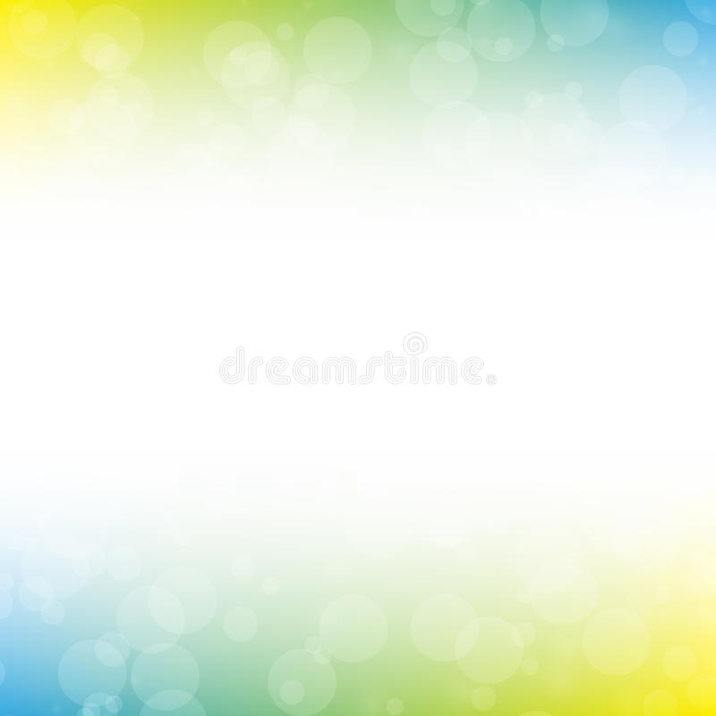 Colorful blur abstract background royalty free stock image