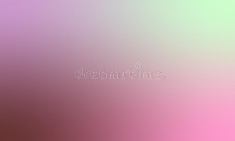 Colorful blur texture background vector design, colorful blurred shaded background, vivid color vector illustration. Closeup, bac royalty free illustration