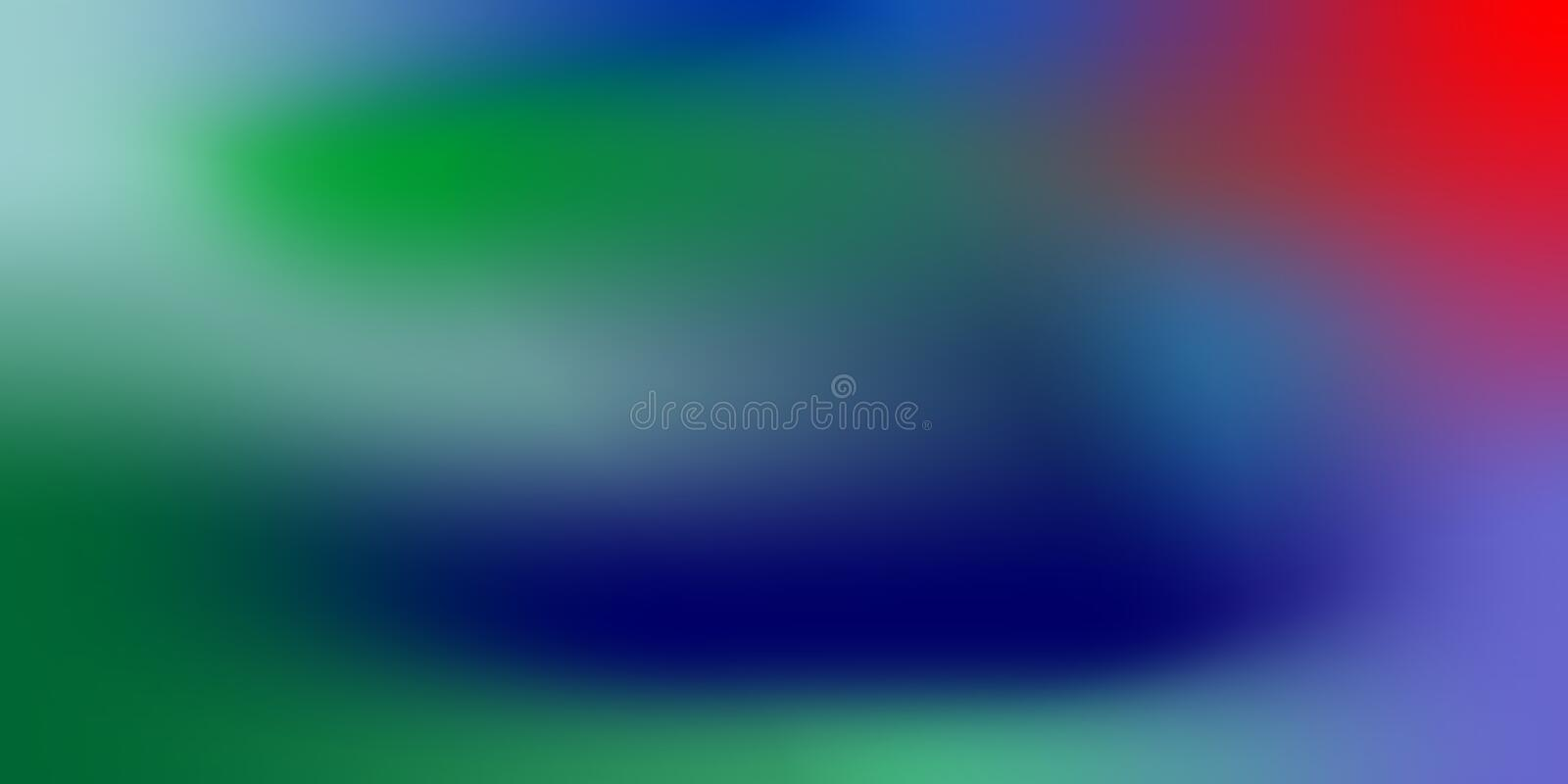 Colorful blur abstract background vector design, colorful blurred shaded background, vivid color vector illustration. Many uses for advertising, book page vector illustration