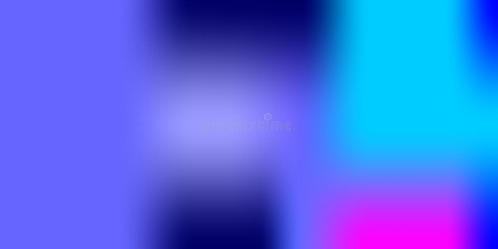 Colorful blur abstract background vector design, colorful blurred shaded background, vivid color vector illustration. vector illustration