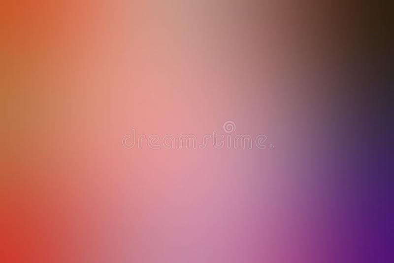 Colorful blur abstract shaded background wallpaper, vector illustration. royalty free stock photography