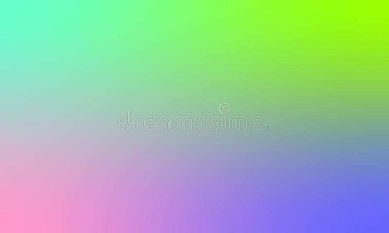 Colorful blur texture background vector design, colorful blurred shaded background, vivid color vector illustration. Closeup, bac stock illustration