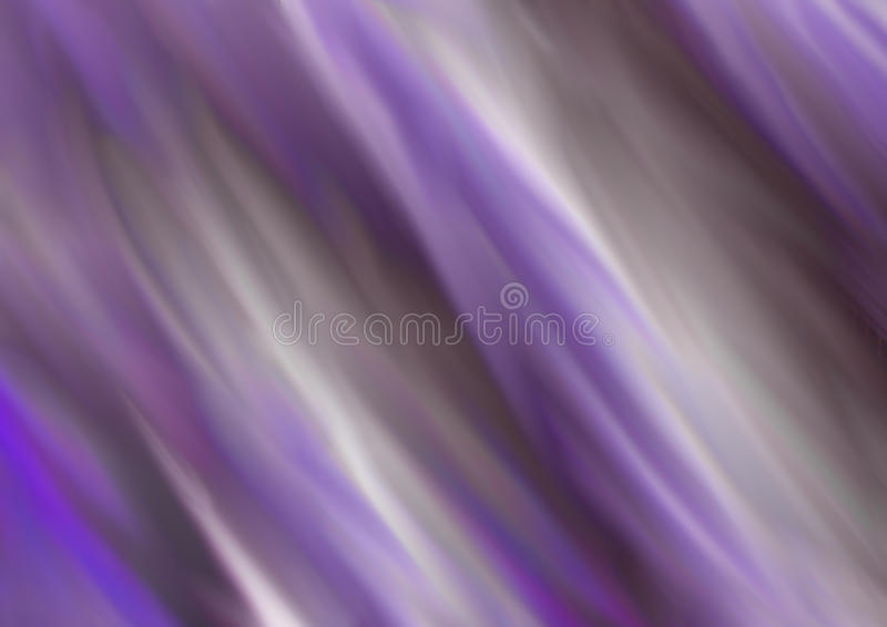 Colorful blurred abstract background in purple and brown tones royalty free illustration