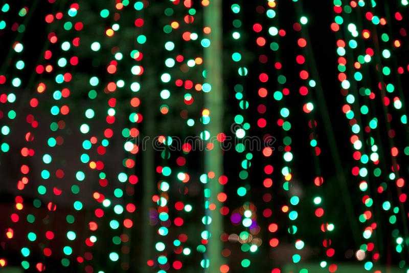 Download Colorful Blurred Bokeh Lights Stock Image - Image: 26549307