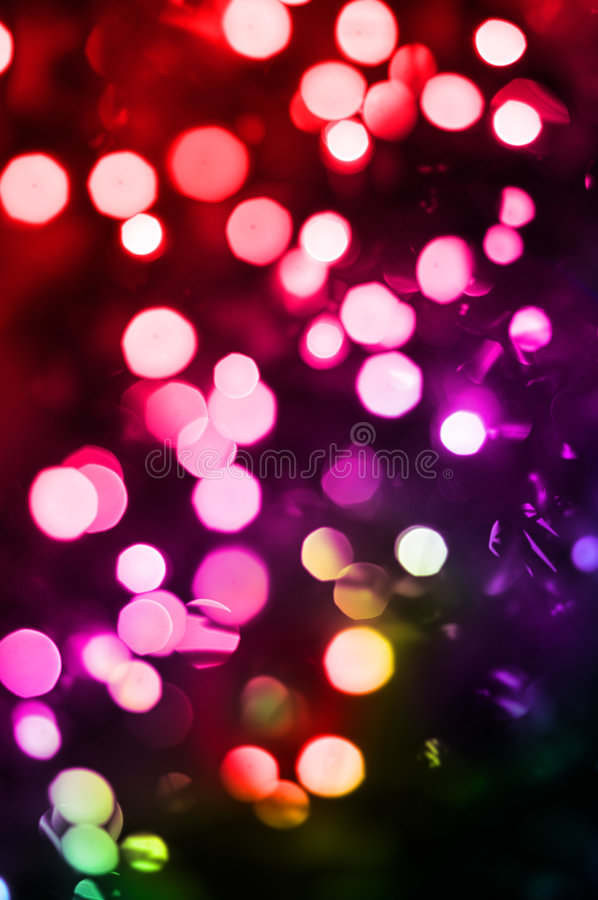 Download Colorful blurred lights stock image. Image of colors, blurred - 8913671