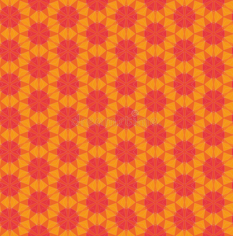 Colorful, bright seamless pattern