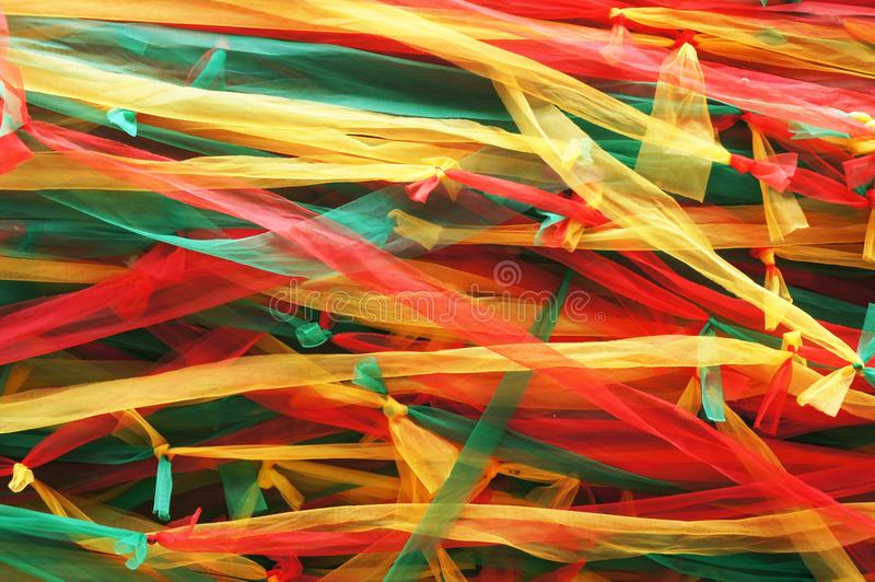 Download Colorful Of Buddha Robe Stock Images - Image: 26534744