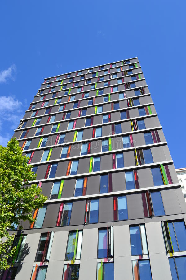 Download Colorful Building stock photo. Image of home, color, sydney - 21648052