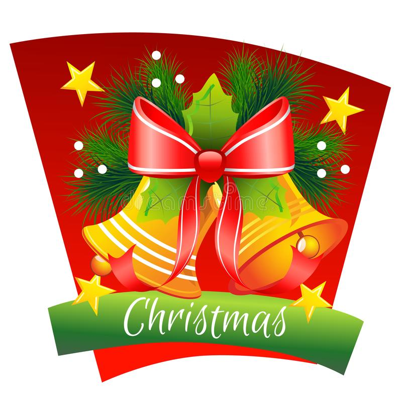 Free Colorful Celebrate Christmas Theme With Bell Decoration Royalty Free Stock Photo - 128611595