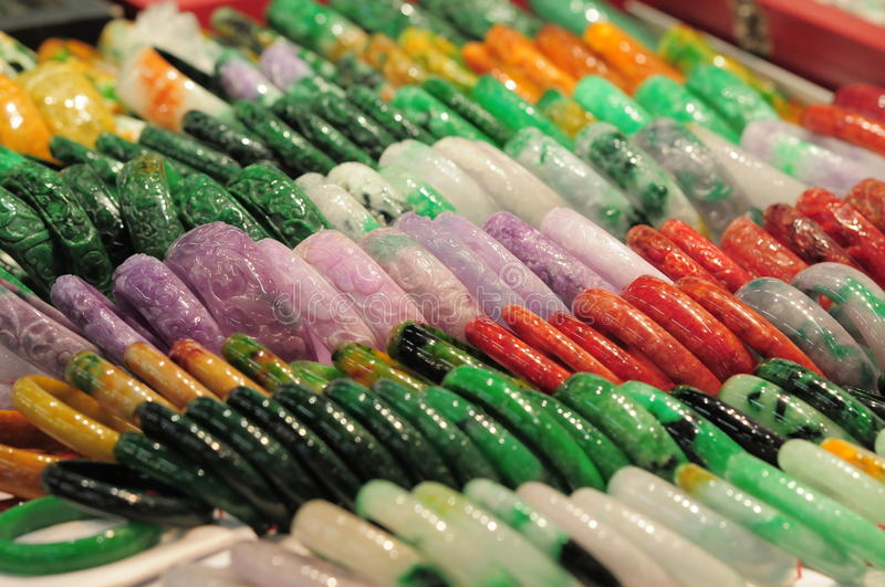 Download Colorful chinese bracelet stock image. Image of traditional - 13816817