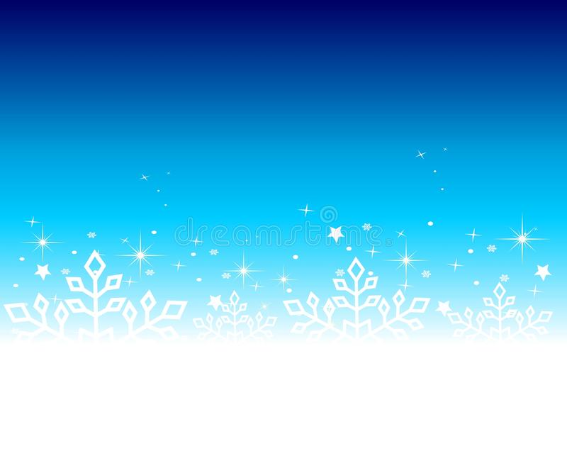 Colorful Christmas Vector Background royalty free illustration