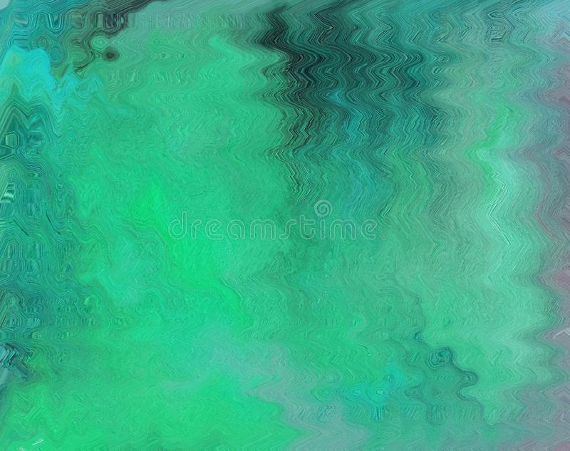 Colorful clean and solid abstract background with a wavy patter stock illustration
