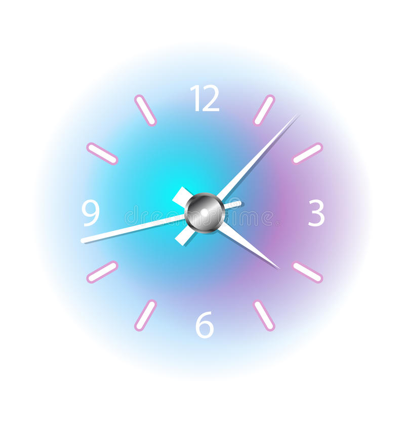 Download Colorful Clock Stock Images - Image: 22715424