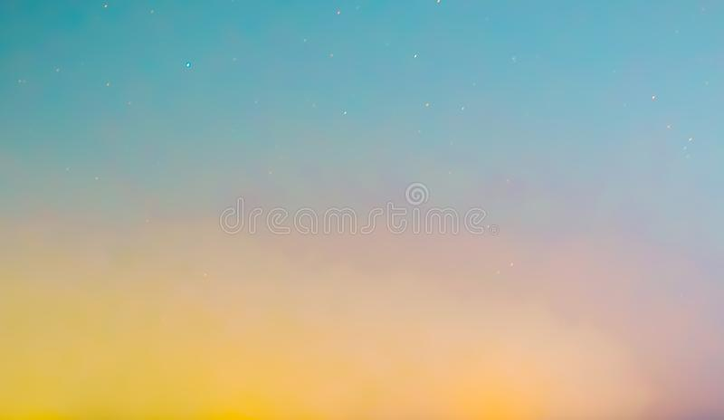 Colorful cloud background stock images