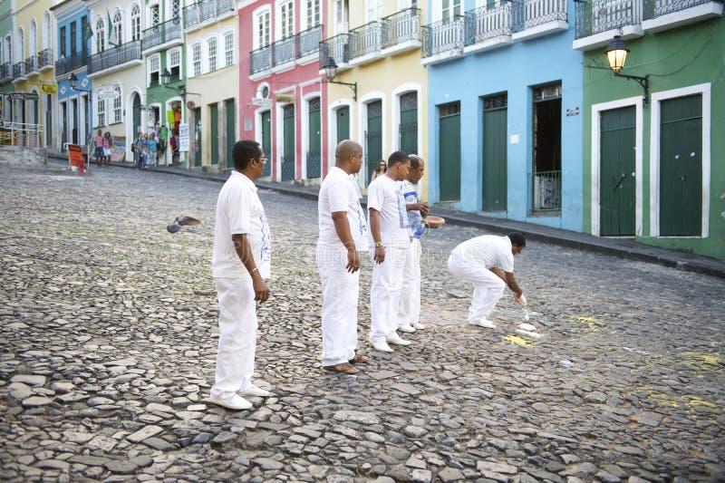 Download Colorful Colonial Architecture Pelourinho Salvador Brazil Editorial Image - Image: 42180795
