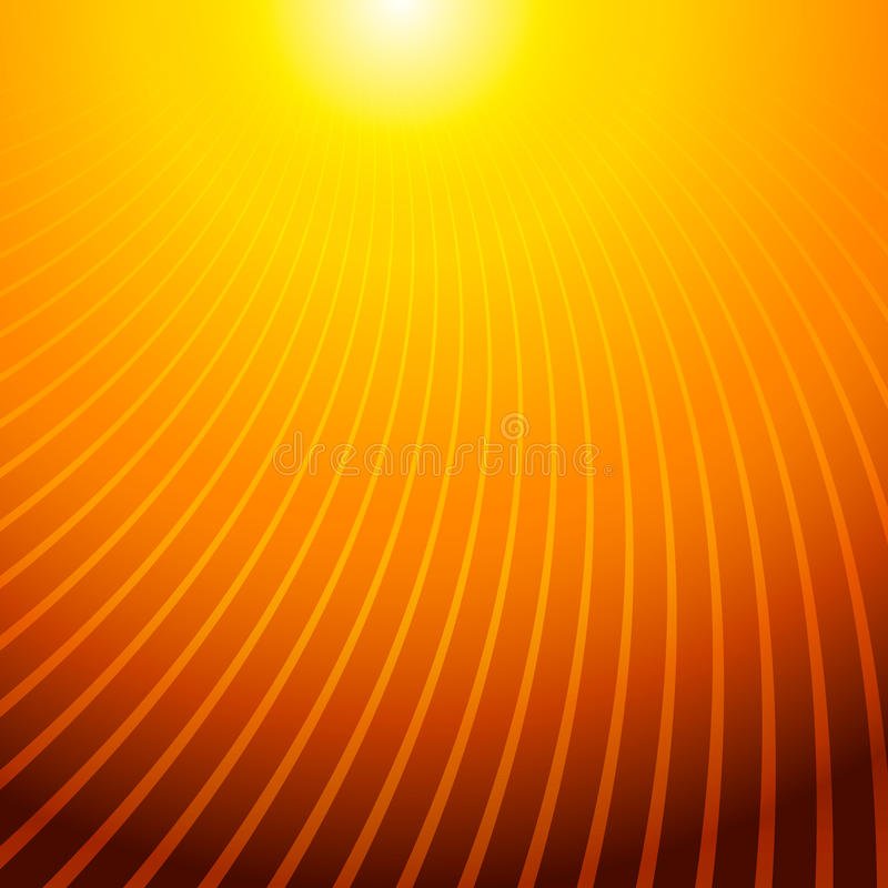 Colorful curve lines background royalty free stock photography
