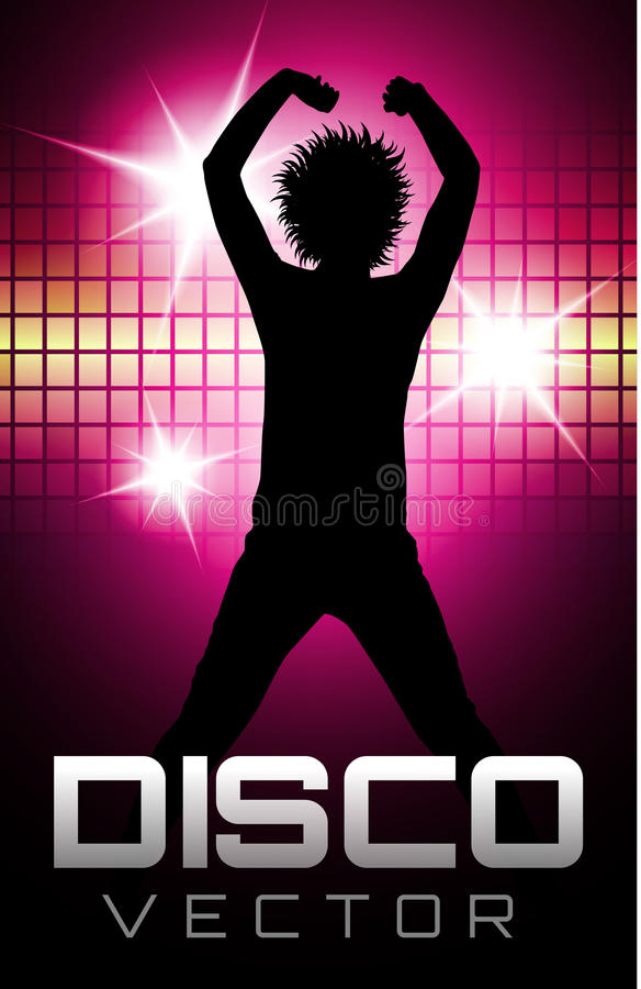 Download Disco Party Poster Stock Photography - Image: 29781042