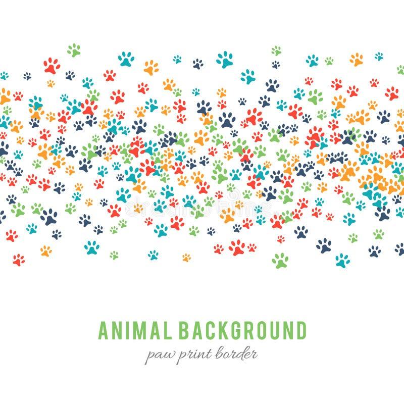Dog Paw Prints Stock Illustrations – 1,844 Dog Paw Prints Stock