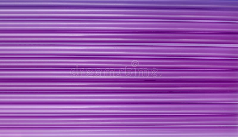 Colorful drinking straws for the color background. Abstract a colorful of plastic straws used for drinking water or soft drinks stock photography