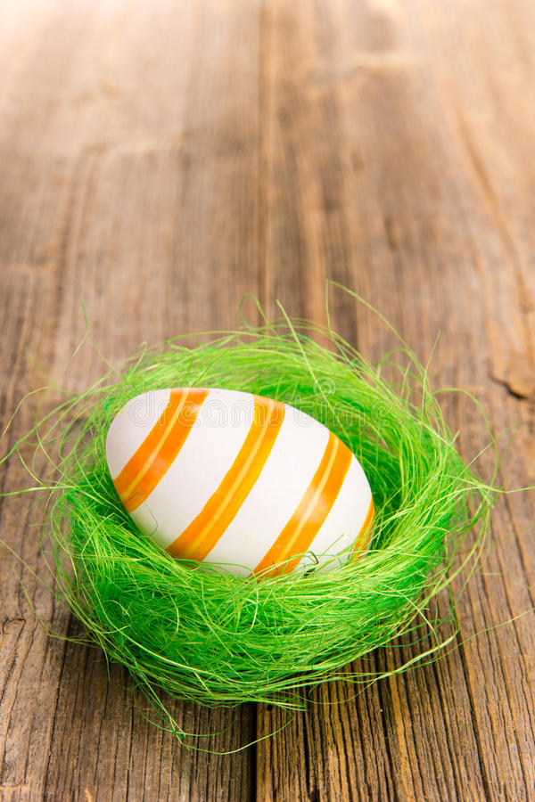 Download Colorful easter egg stock photo. Image of colored, spring - 23786038