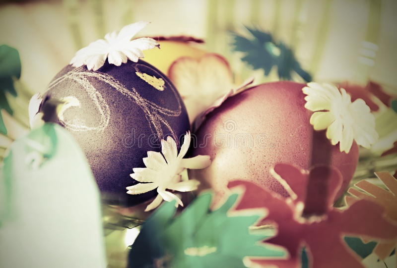 Download Colorful Easter eggs stock image. Image of celebration - 36978371