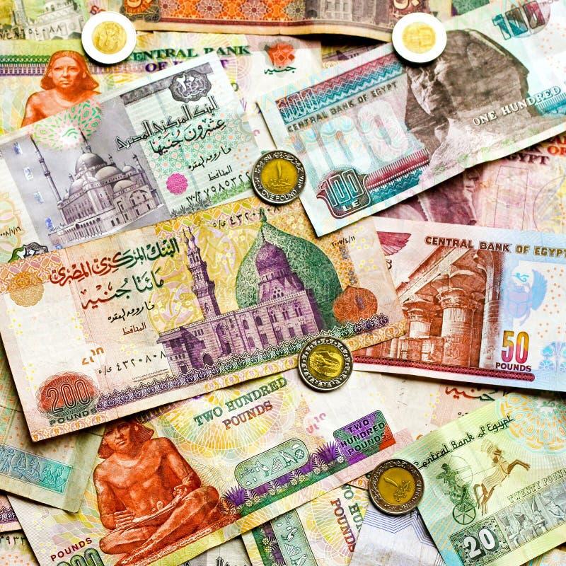 Free Colorful Egyptian Money Royalty Free Stock Photo - 15659925