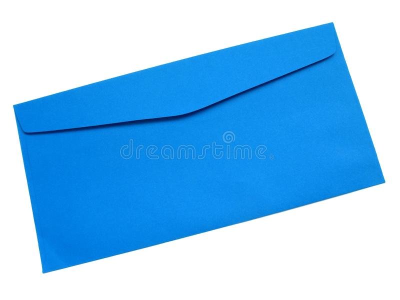 Colorful envelope - 6 royalty free stock photos