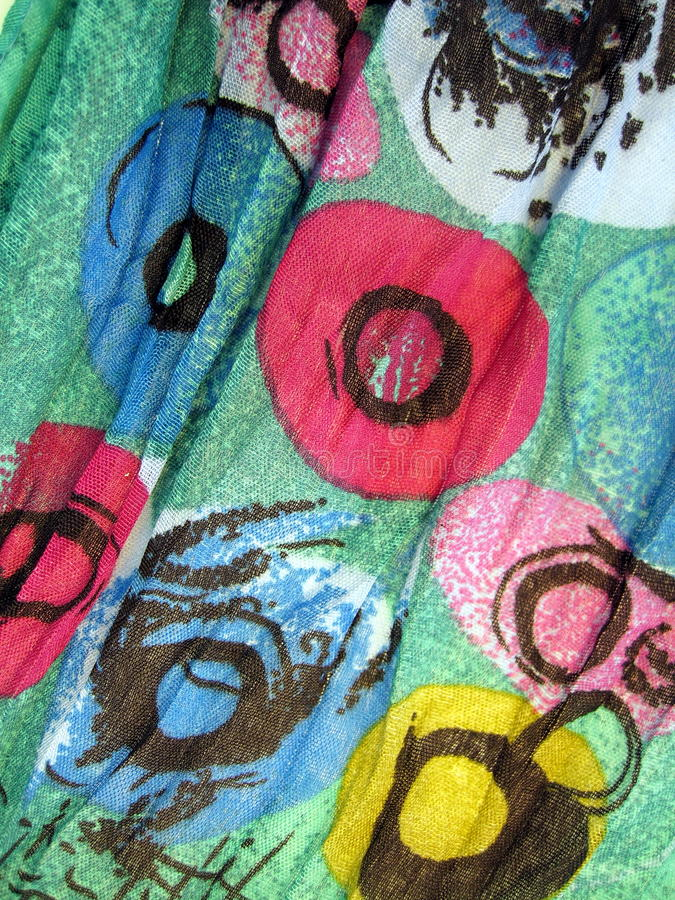 Download Colorful Fabric Stock Photography - Image: 23072772