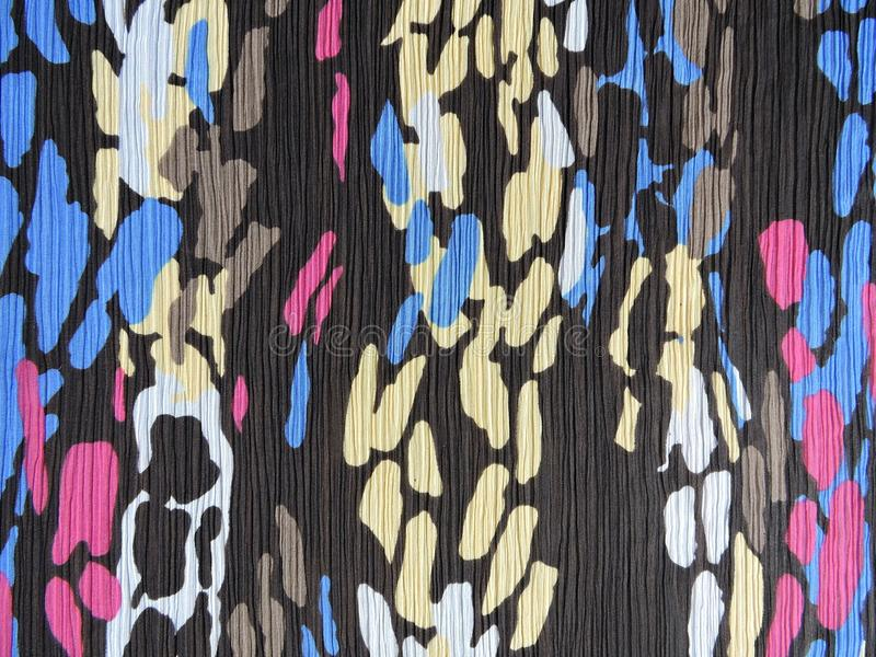 Colorful fabric surface texture royalty free stock photos