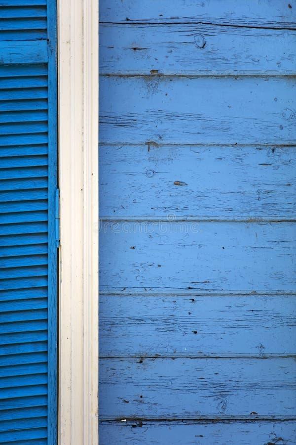 Colorful facade from Caminito in La Boca, Buenos Aires, Argentina. Detail from colorful facade from Caminito in La Boca, Buenos Aires, Argentina stock image