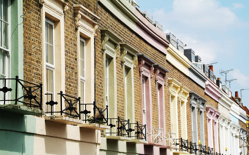 Download Colorful Facades Royalty Free Stock Photos - Image: 31307418