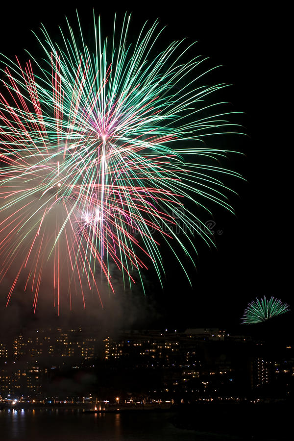 Free Colorful Fireworks Stock Photos - 11803463