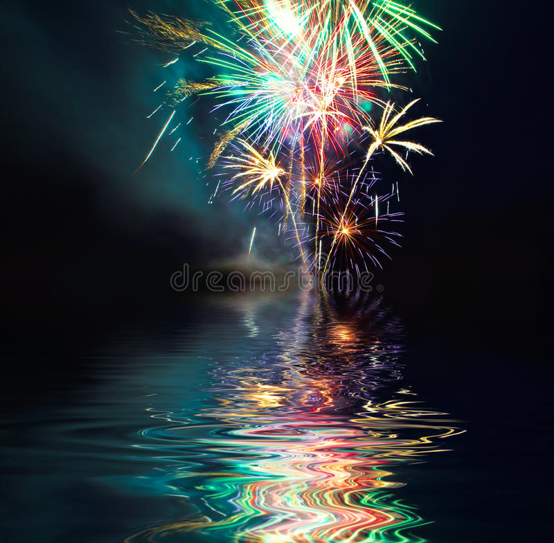 Download Colorful Fireworks Stock Images - Image: 21608824