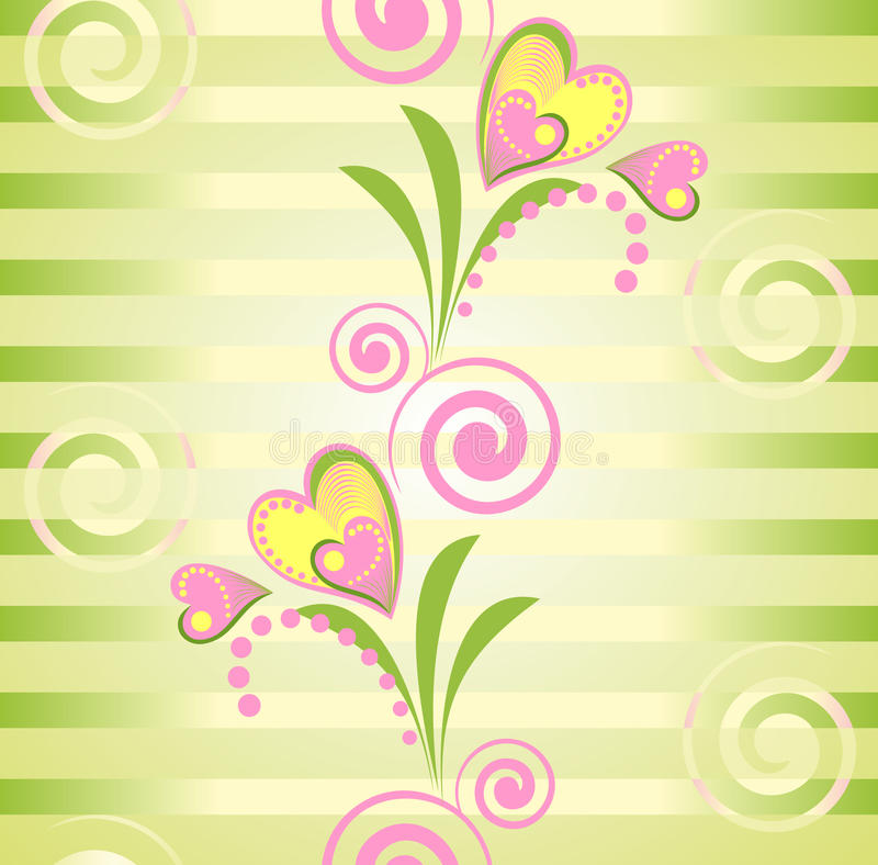 Download Colorful Floral Vector Seamless Pattern Stock Vector - Illustration of paper, fabric: 19746411