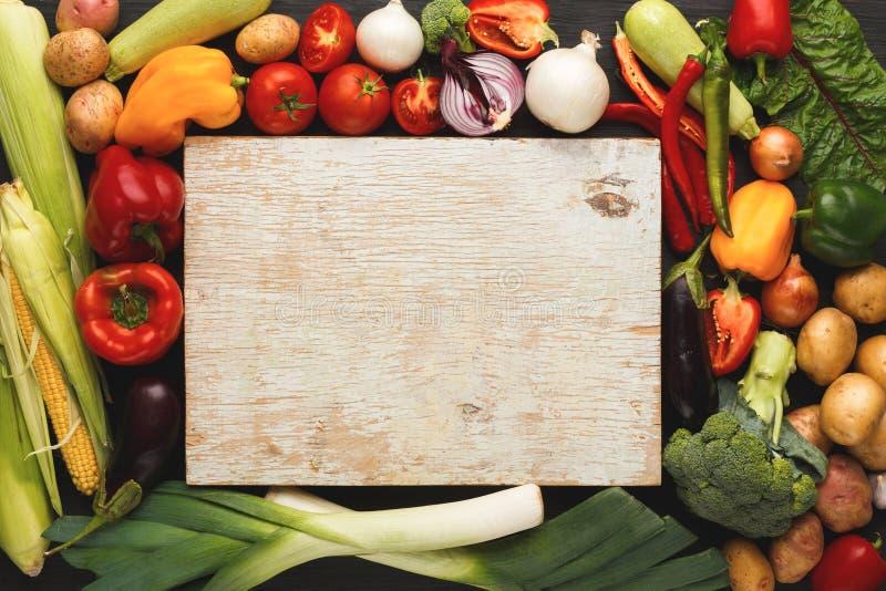 Colorful pepper border stock image. Image of freshness ...