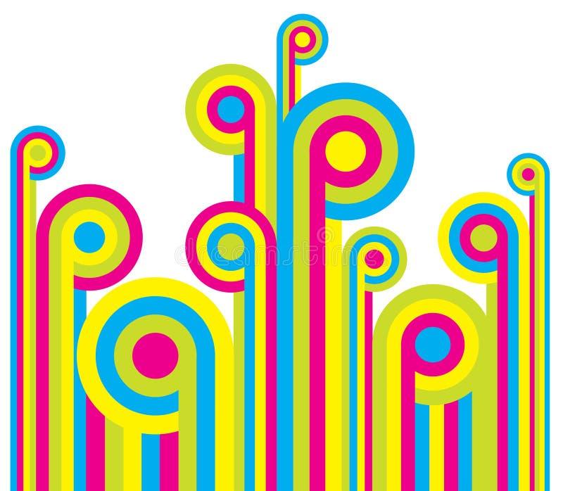 Colorful fun background