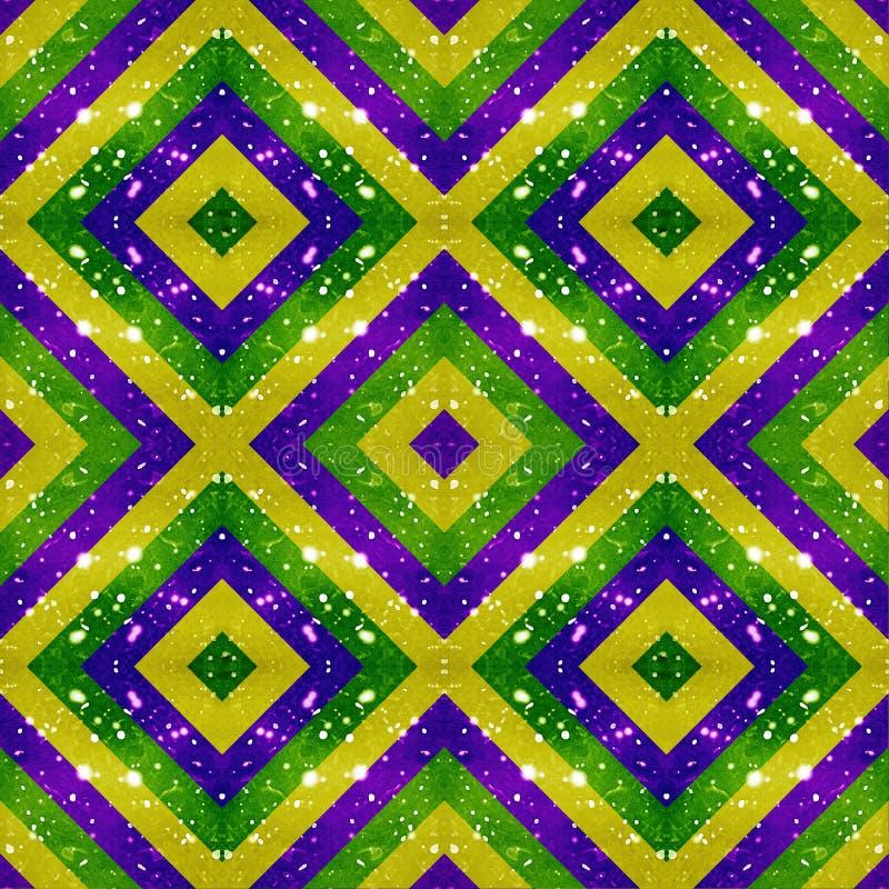 Download Colorful Geometric Seamless Pattern Stock Illustration - Image: 83705161