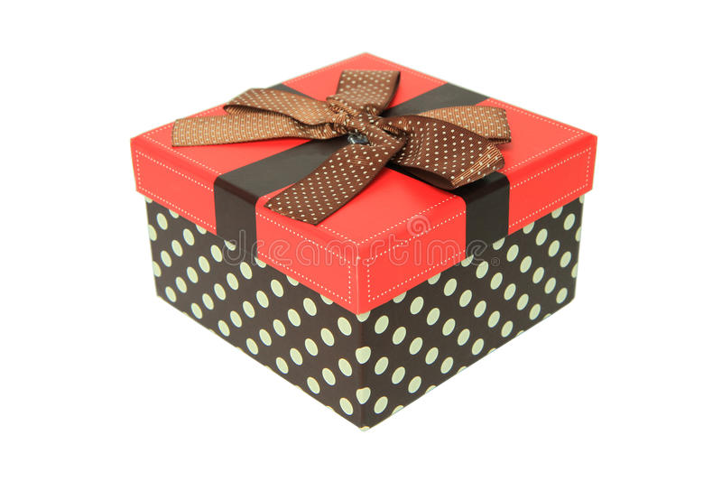 Download Colorful Gift Box On A White Background Stock Photo - Image: 20700388