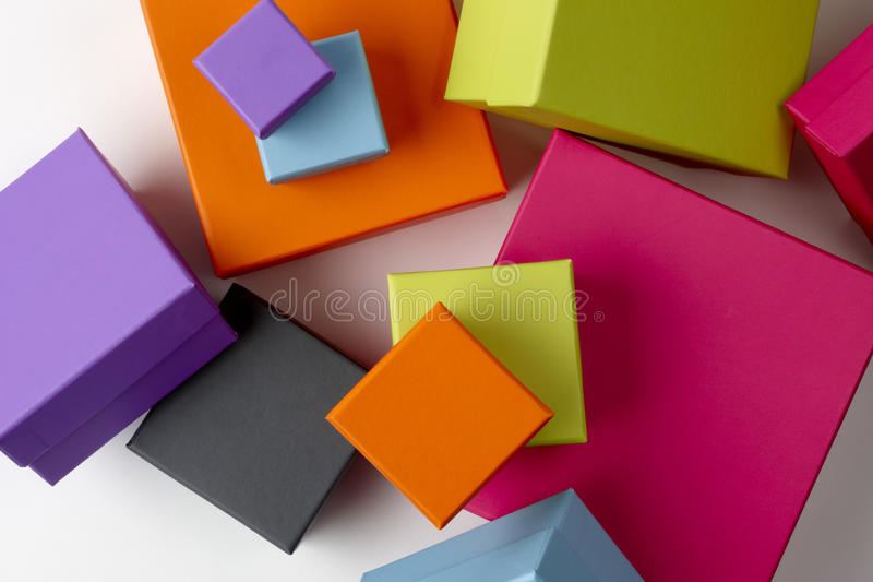 Download Colorful Gift Boxes Stock Photo - Image: 11772310