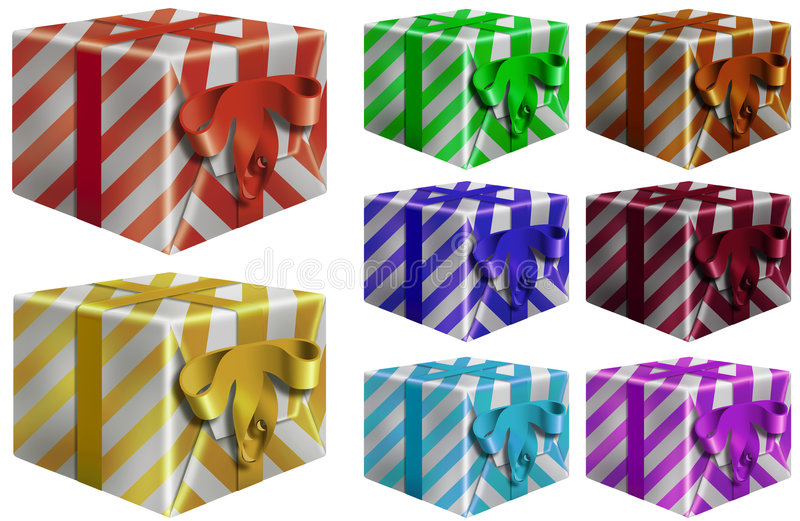 Colorful gift packages stock illustration illustration of download colorful gift packages stock illustration illustration of cheerful 9112575 negle Choice Image