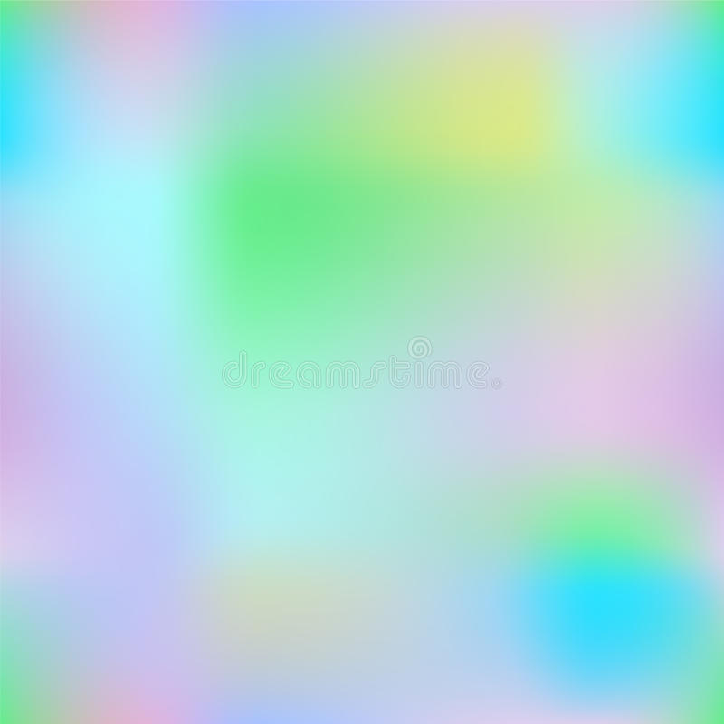 Colorful gradient mesh with pink, yellow, aqua blue and turquoise. Candy colored square background. Neon colors mesh. Colorful seamless pattern tile. Bright vector illustration