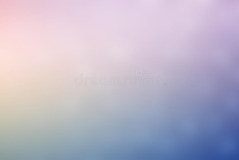 Colorful gradient blur background stock photo
