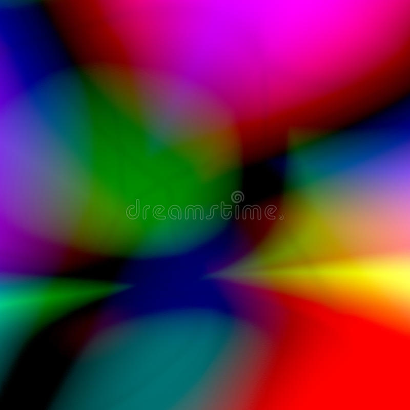 Colorful grafitti sandstone. royalty free stock photography